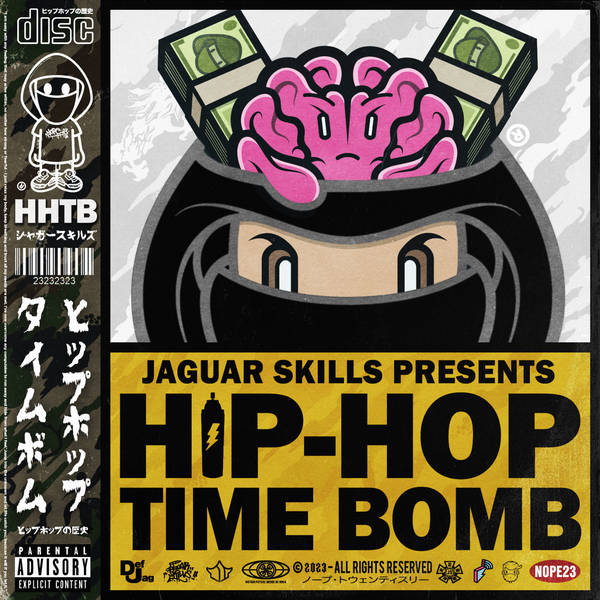 Hip Hop Time Bomb